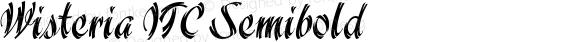 Wisteria ITC Semibold