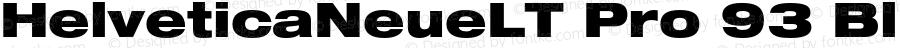 HelveticaNeueLTPro-BlkEx