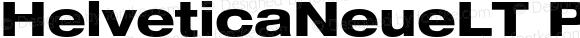 HelveticaNeueLTPro-HvEx