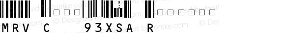 MRV Code93XSA Regular V3.0.0.0