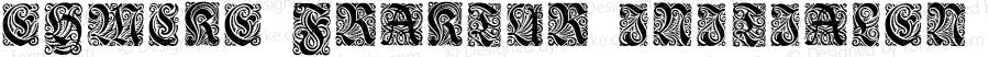 Ehmcke-Fraktur Initialen Regular Version 1.0; 2002; initial release