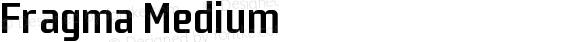 Fragma Medium preview image