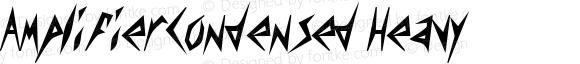 AmplifierCondensed Heavy Rev. 003.000