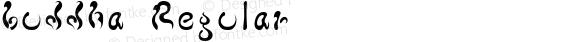 buddha Regular Macromedia Fontographer 4.1J 99.2.3