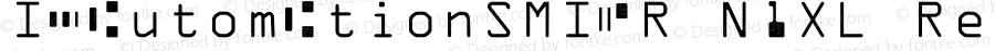 IDAutomationSMICR N1XL Regular Version 6.800;PS 006.008;hotconv 1.0.38