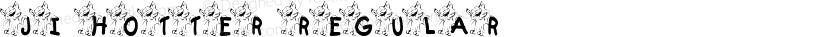 JI-Hotter Regular Preview Image