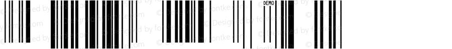 IDAutomationSUPCEANXSn Regular Version 6.800;PS 006.008;hotconv 1.0.38