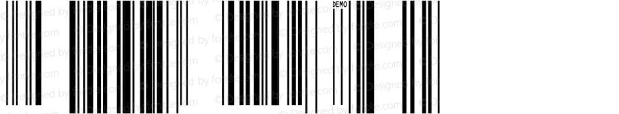 IDAutomationSUPCEANMn Regular Version 6.08 2006