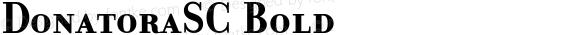 DonatoraSC Bold 001.000