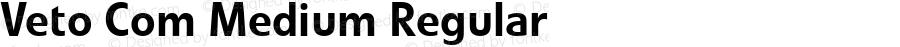 Veto Com Medium Regular Version 1.01;2006