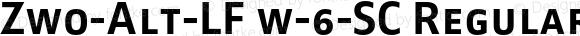 Zwo-Alt-LF w-6-SC Regular 4.313