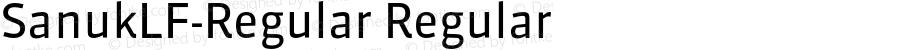SanukLF-Regular Regular 7.046