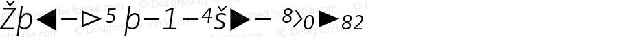 Zwo-LF w-1-Exp- Italic 4.313
