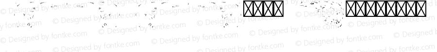 PF Goudy Ornaments Layer4 Regular Version 1.000;PS 001.000;hotconv 1.0.38