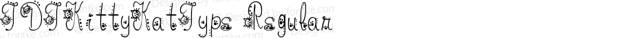 TDTKittyKatType Regular Version 1.00 February 27, 2006, initial release