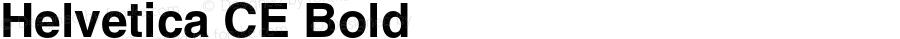Helvetica CE Bold OTF 1.0;PS 002.001;Core 1.0.22