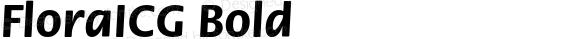 FloraICG-Bold