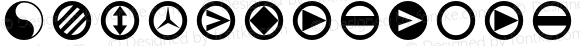 LinotypeTapestry-Circle Regular 001.000