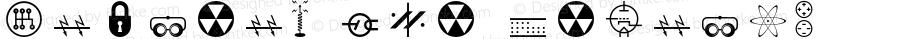 Nucleus One Regular 001.000