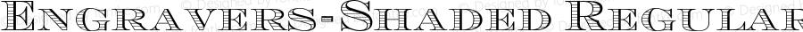 Engravers-Shaded Regular 001.001