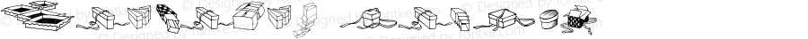Zoeboxes Normal Altsys Fontographer 4.0.4 18/09/1994