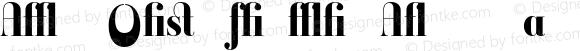 Ambroise Firmin Alternates Bold 001.000