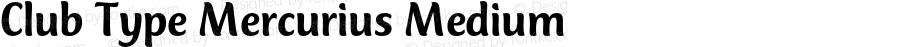 Club Type Mercurius Medium 001.000
