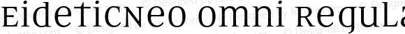 EideticNeo Omni Regular 001.000