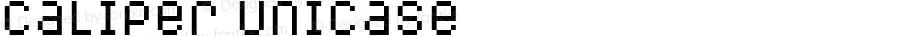 Caliper Unicase version 1.00