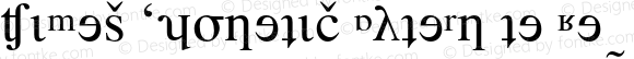 Times Phonetic Alternate Regular 001.001