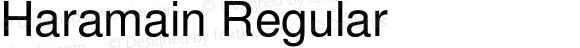 Haramain Regular