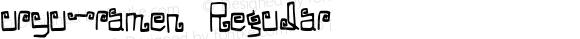 uryu-ramen Regular version 1.00