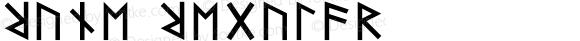 Rune Regular