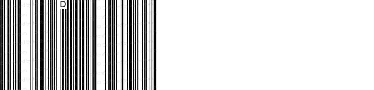 MW6 Code128XL Regular
