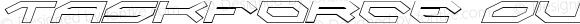 Taskforce Outline Italic Outline Italic
