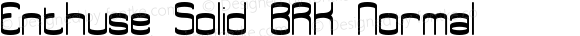 Enthuse Solid BRK Normal Version 1.30