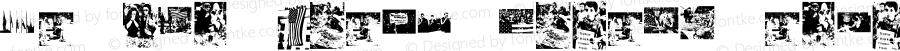 KR The World Mourns Regular Macromedia Fontographer 4.1 09/17/2001