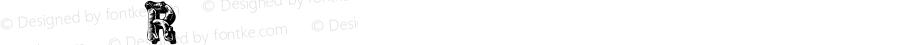 twig Regular Macromedia Fontographer 4.1.2 3/2/98