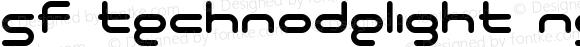 SF Technodelight NS Regular 1.0