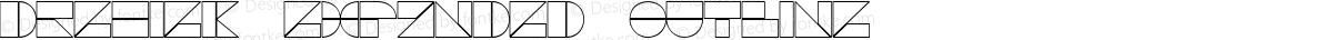 Drebiek Expanded Outline