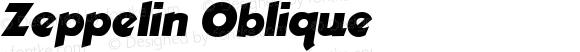 Zeppelin Oblique 1.0 Sun Sep 18 09:24:44 1994