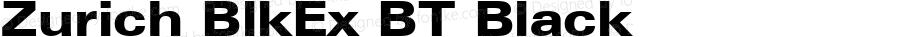 Zurich BlkEx BT Black Version 1.01 emb4-OT