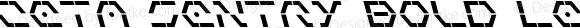 Zeta Sentry Bold Leftalic Bold 001.000