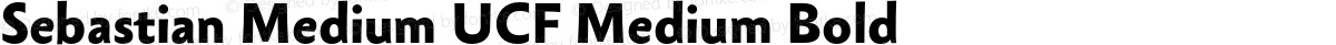 Sebastian Medium UCF Medium Bold