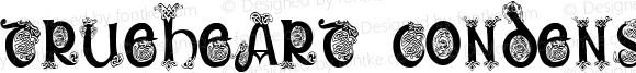 Trueheart Condensed Condensed