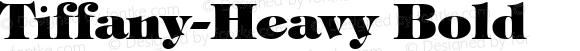Tiffany-Heavy Bold 1.0