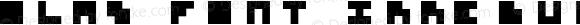 olas font irregular Macromedia Fontographer 4.1 1998-08-10