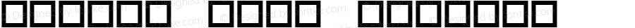 Sleigh Ride Regular Macromedia Fontographer 4.1 11/23/1999