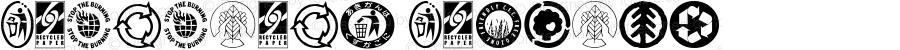 RecycleIt Regular 1.0