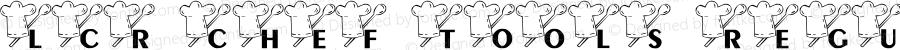 LCR Chef Tools Regular Macromedia Fontographer 4.1 10/11/01